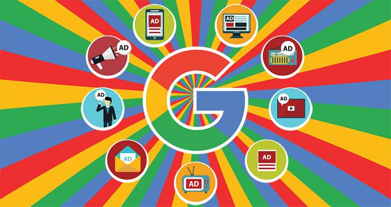 Google Ads annonstyper